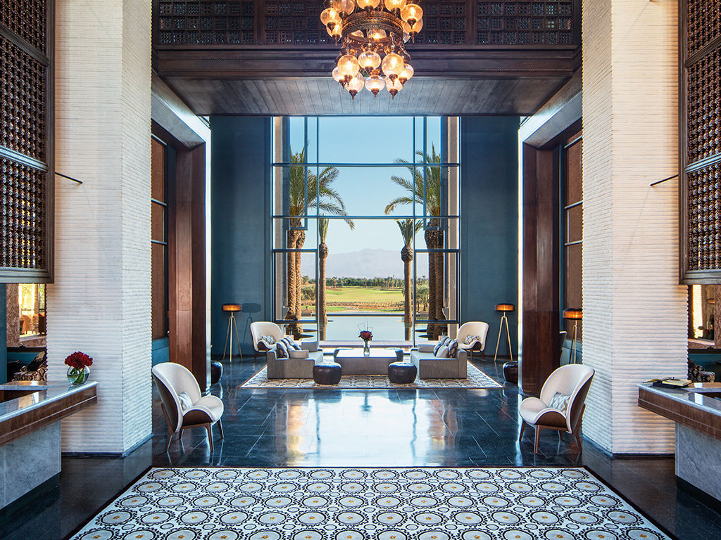 Fairmont Royal Palm Marrakech 5* Luxury