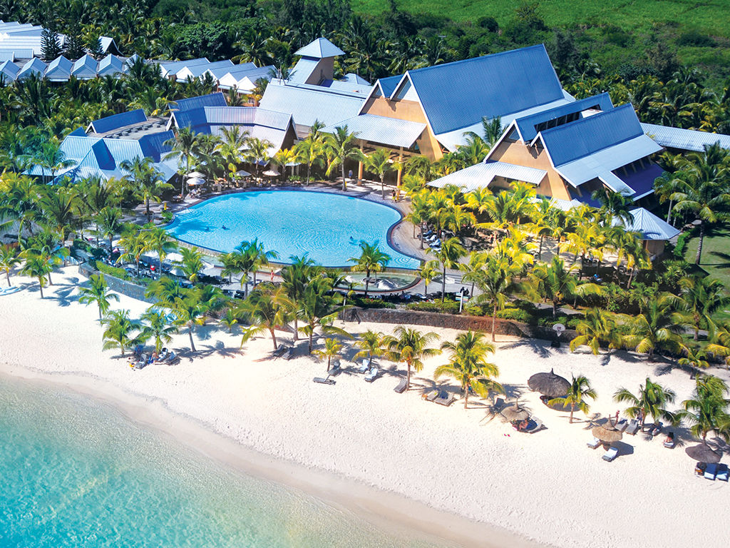 Victoria Beachcomber resort and Spa 4 * Sup