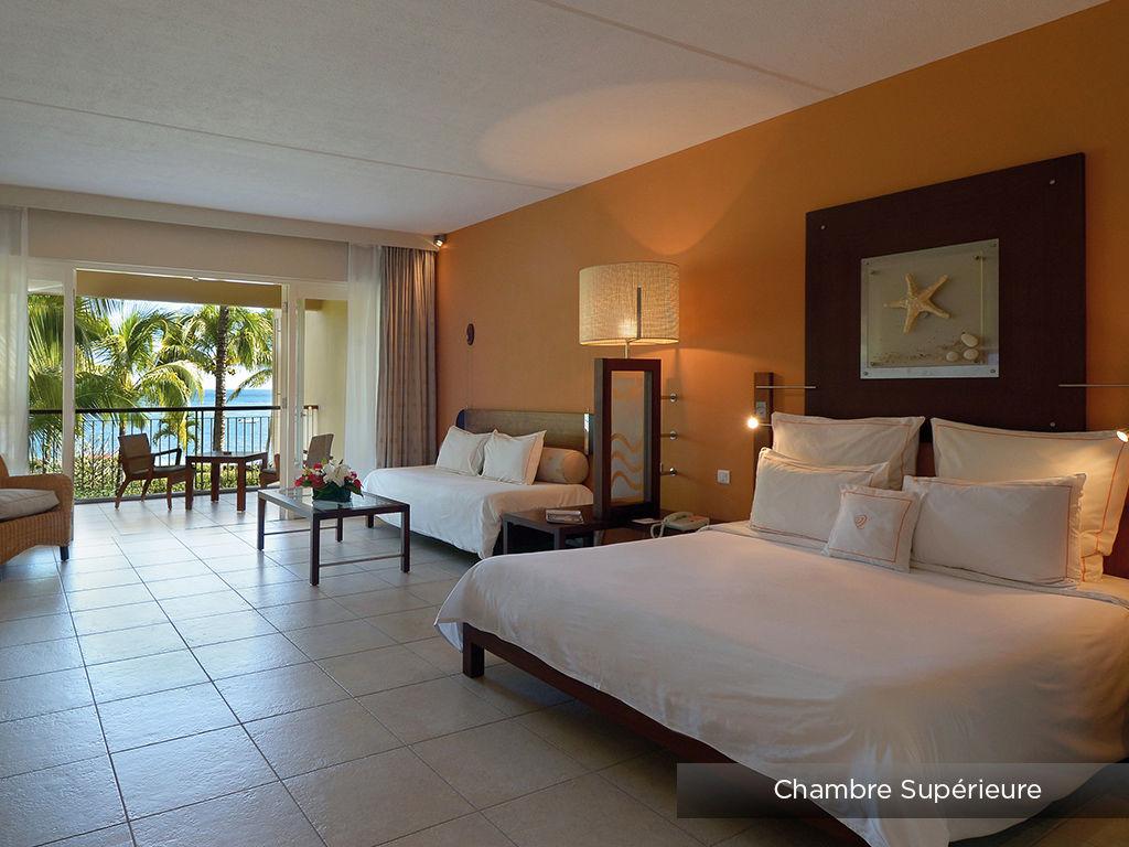 Maurice - Ile Maurice - Hôtel Victoria Beachcomber resort and Spa 4* superieur