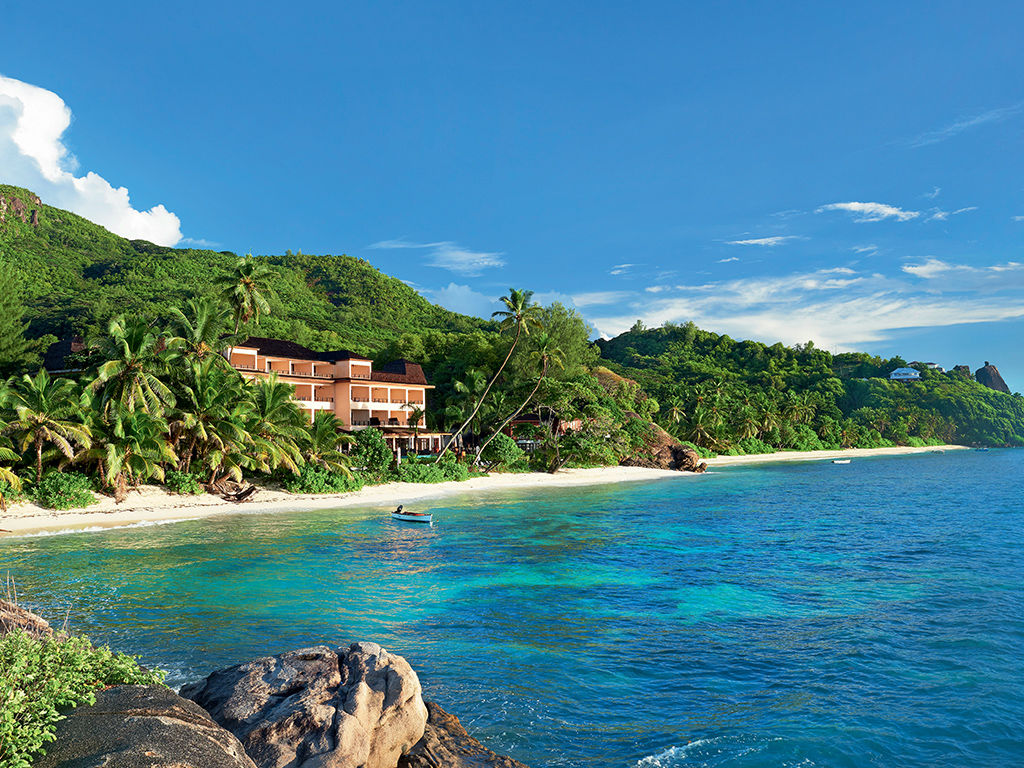 Double Tree by Hilton Seychelles Allamanda Resort & Spa 4*
